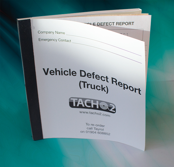 Vehicle Defect Books
